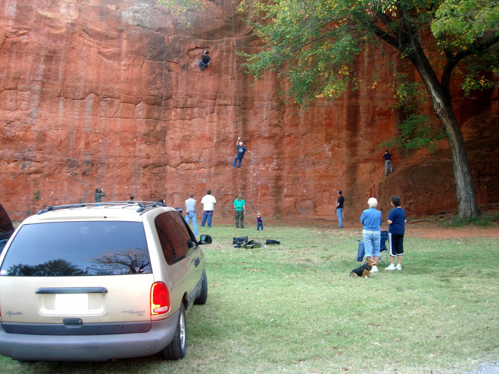9 oklahoma state parks you have to visit for Atv parks in texas with cabins